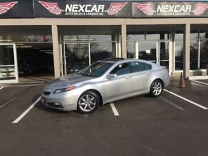 2013 Acura TL AUT0 A/C LEATHER SUNROOF 111K