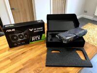 Asus GeForce RTX 3060 TUF OC 12GB GDDR6 Graphics Card