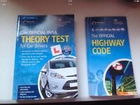 Car Driving Theory Books