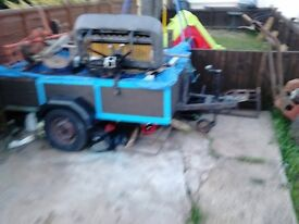 Car box trailer need gone by weekend