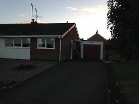 2 Bed Semi Bungalow in quiet village of Bramford. - Sold STC