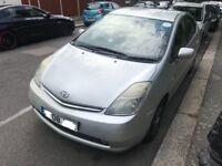 Toyota prius 2008 Bargain hybrid not honda insight bmw merc micra rent