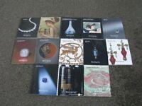 Bonhams Auction Catalogues x 13