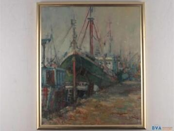 Online veiling: L. de Winter, Haven IJmuiden (33452