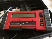 Car diagnostic scanner machine snap- on