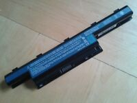 Laptop battery AS10D41 lithium ion battery pack