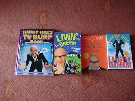 4 Harry Hill Books