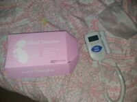 baby heartbeat droppler