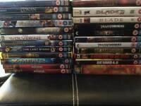 Dvd Bundle - Great For Car Boot