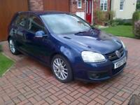 VW Golf GT 2ltr TDI