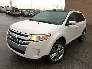 2013 Ford Edge Limited AWD BLISS