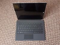 """Microsoft Surface 3 64GB in Silver - 1645 - 10.8"""" Windows 10 Tablet - WiFi"""