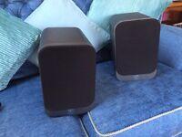 QAcoustics 3020 bookshelf speakers
