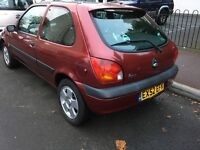 FORD FIESTA FREESTYLE 1.3 PETROL MANUAL 2002-REG