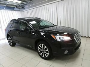 2016 Subaru Outback AWD WAGON. RUGGED AND RELIABLE AND LOADED WI
