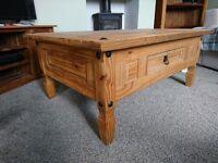 Corona style coffee table