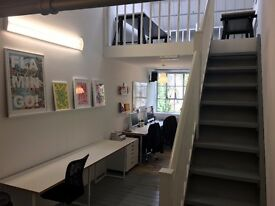 3 x Desks Available - Studio / Creative Workspace / Desk Space / Office in Dalston, Hackney