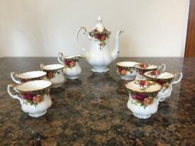 Royal Albert bone china Old country roses