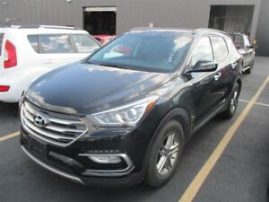 2017 Hyundai Santa Fe Sport SPORT AWD! LEATHER! PANO SUNROOF! HE