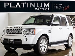 2011 Land Rover LR4 LUXURY, 7 PASSENGER,