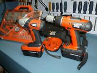 PERCEUSSE ET PERCUTION BLACK&DECKER 18-VOLTS