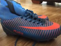 Nike plus football boots