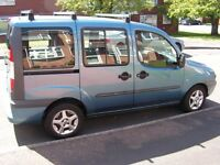 2003/53 plate fiat doblo 1.9 jtd elx full history and book pack
