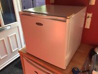 White work top freezer good condition