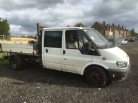 Ford Transit 90 T350 Tipper 2005 year