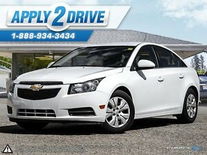 2014 Chevrolet Cruze Low Kms L@@K Loaded