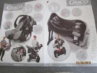 GRACO BABY SEAT + CAR SEAT ANCHORAGE