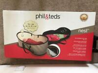 Phil & teds NEST travel cot