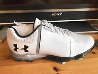 Under Armour Spieth One Golf Shoes Size 8 (£150 new)