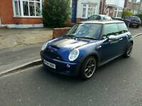 Mini Cooper S 2004 jcw mild tuned 1.6 supercharged 200 bhp...may swap/px