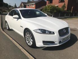 Jaguar XF 2013 Premium Luxury only 35k and 12 months MOT