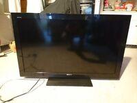 "Sony KDL-40BX420 40"" BRAVIA Multi-System LCD TV"