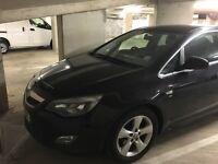 Vauxhall Astra 2.0 Diesel SRI CDTI