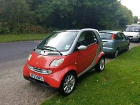 Smart for two passion 0.7l