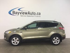 2014 Ford ESCAPE SE - AWD! ECOBOOST! HEATED SEATS! SYNC! CRUISE!