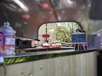 Classic catering trailer/ horse box conversion /gin bar/prosseco/weddings/coffee