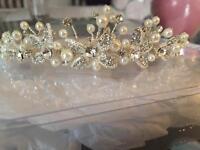 Beautiful Wedding Tiara £40