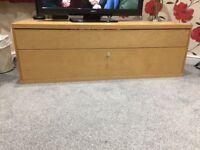 Ikea birch TV Unit (billy)