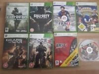 Game bundle for XBox 360