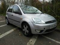 Ford fiesta for sale in good condition