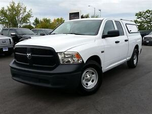 2014 Ram 1500 QUAD CAB-C/W WORK CAP AND BED SLIDE OUT