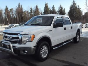 2014 Ford F-150 XLT SUPERCREW