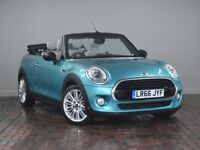 MINI CONVERTIBLE 1.5 COOPER 2DR (turquoise) 2016