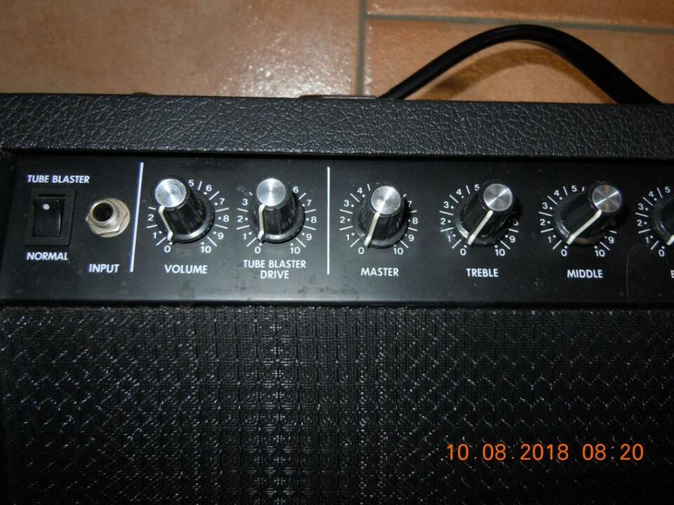 Panther P900 Amplifier Verstärker Gitarrenverstärker in Großheubach