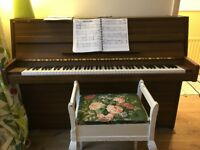 Yamaha upright piano for sale, central Lewes - £950 or nearest offer