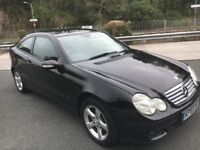 Mercedes Benz c180 k 1.8 se (12 months mot)